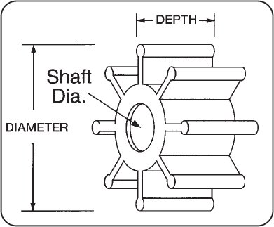 Impeller Shaft