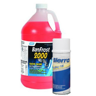 Antifreeze and Fogging Oil