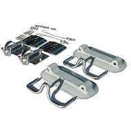 Dinghy Davits and Chocks
