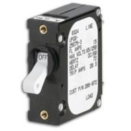 Paneltronics marine 10 amp circuit breaker, single pole