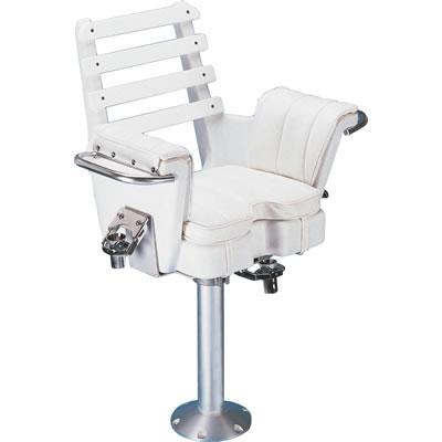 Marvelous Supreme Sportfishing Marine Boat Seat Package Fighting Chair Inzonedesignstudio Interior Chair Design Inzonedesignstudiocom