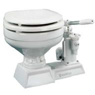 Cool Raritan Phii Manual Toilet Marine Sized Bowl Evergreenethics Interior Chair Design Evergreenethicsorg