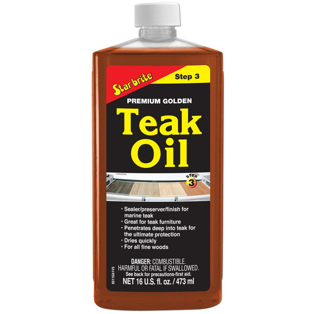 Starbrite, Golden Premium Teak Oil