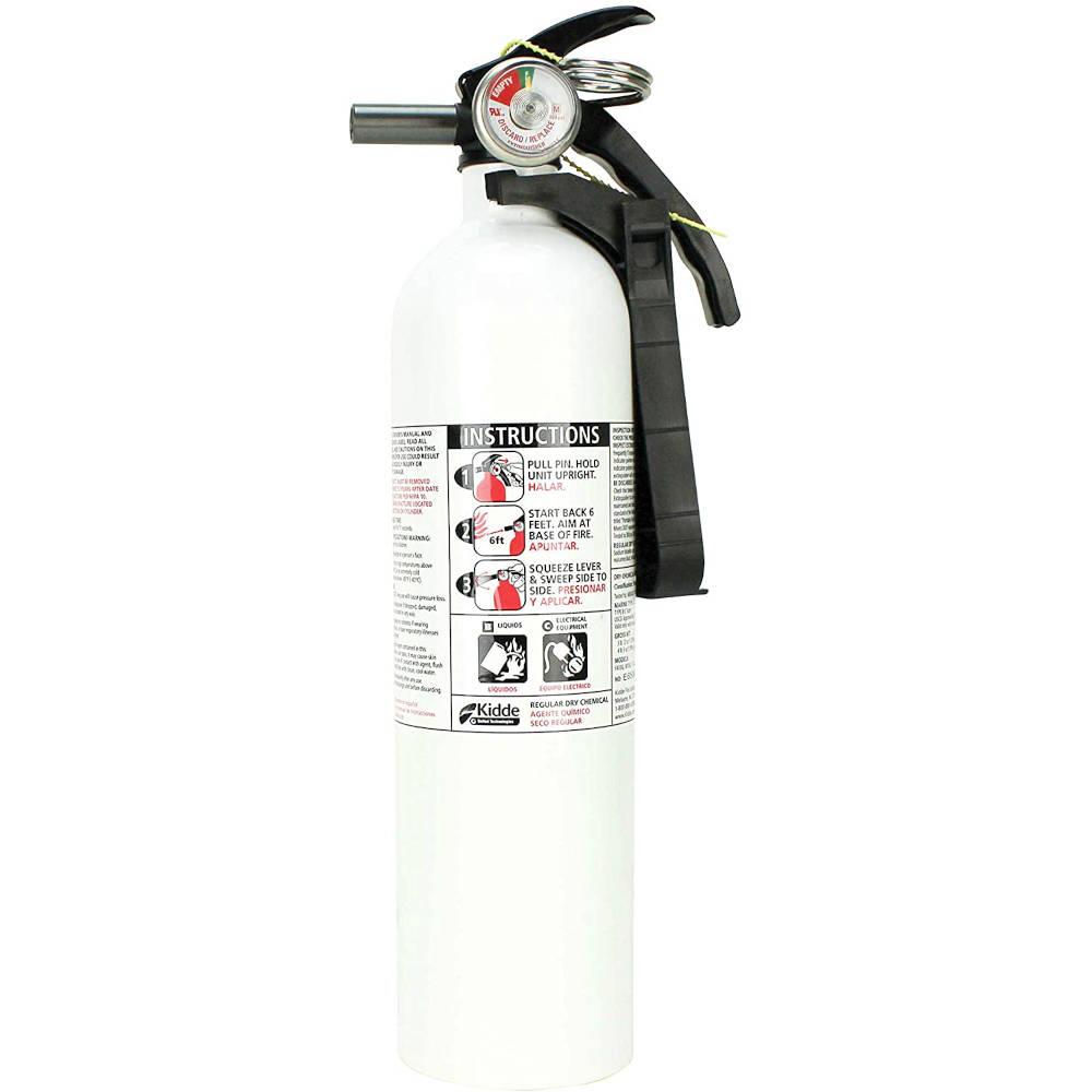 Kiddie Mariner 466628MTLK Fire extinguisher