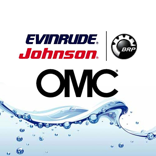 Johnson Evinrude Outboard /& OMC Sterndrive Motor Core Plug 0303405 303405