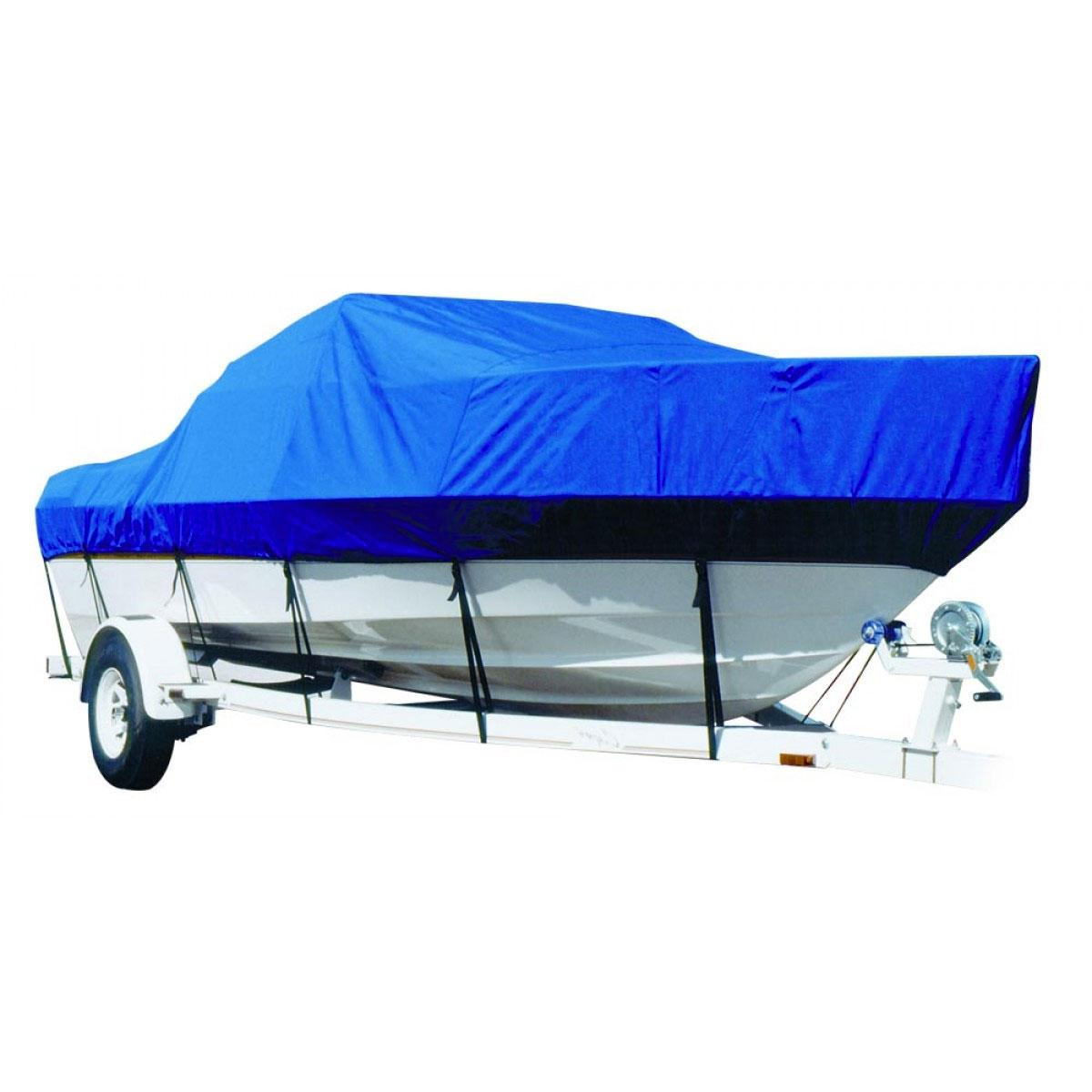 TOWABLE BOAT COVER FOR Lund REBEL 16 DLX//SS//TILLER 1994-2005
